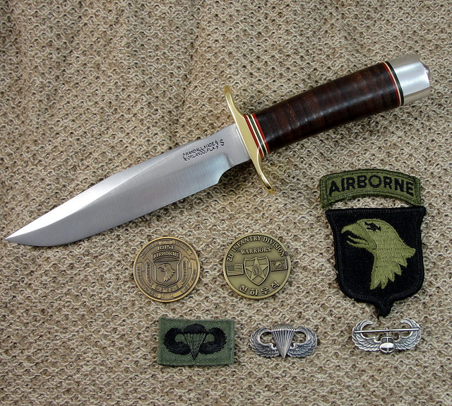 vintage randall knife model 16quot flickr photo sharing