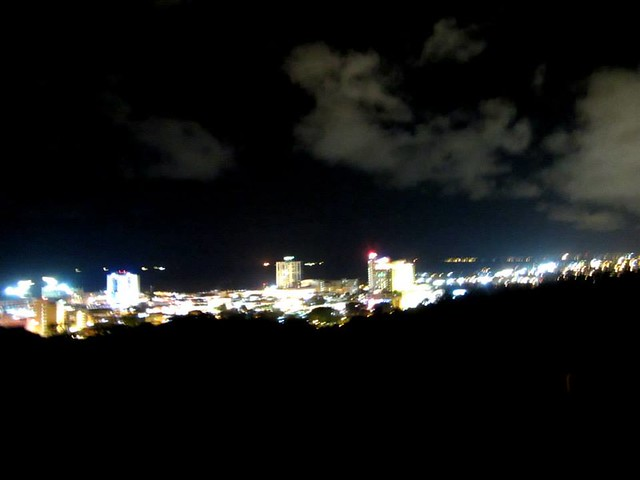 Miri by night
