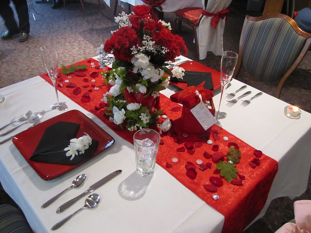 10 table settings valentine 39 s day flickr photo sharing - Valentine s day table setting ...