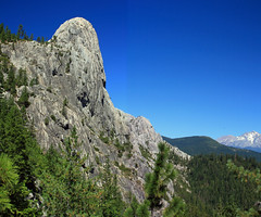 California - Castle Crag State Park and Dunsmuir
