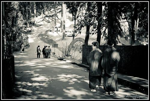 In Gangtok, Sikkim: