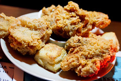 fried chicken is goooood