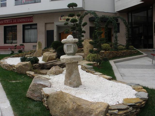 fotos jardins rusticos:Jardín Zen en Vigo