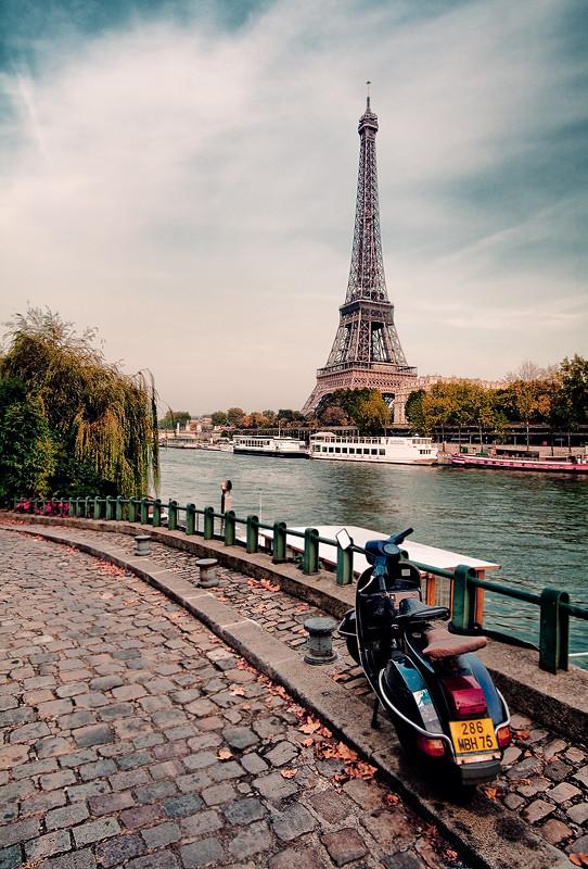France - Paris: Vintage