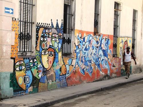 124 Havana - graffiti - B