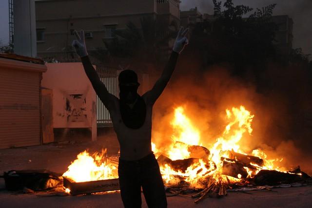 Bahrajn protest