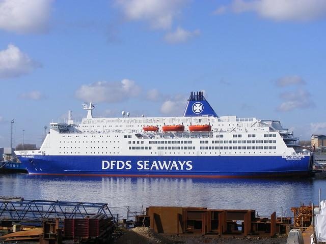 DFDS SEAWAYS RABATT