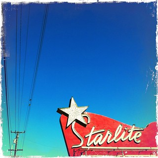 Starlite Drive In (Hipstamatic)