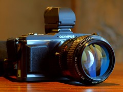 Olympus E-P2 with Legacy Lenses