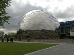 The Globe at the Parc de la Villette