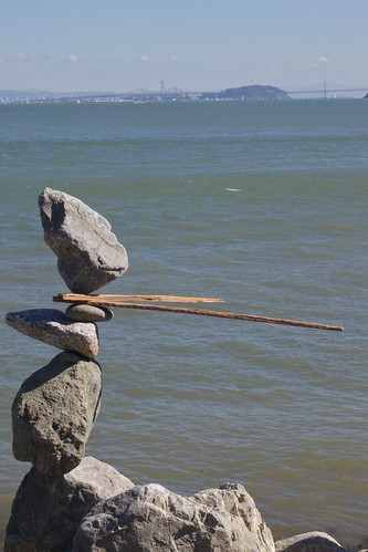 Balanced Over the Bay