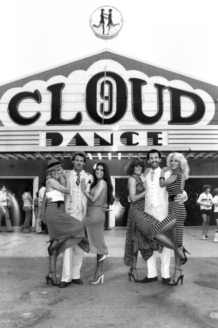 Tiffany Dancers Cloud 9 Ballroom Knott S Berry Farm