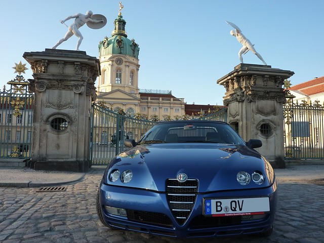 Alfa Romeo Spider 2.0 JTS (2006) | Flickr - Photo Sharing!