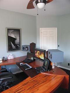 Bob's favorite desk :-)