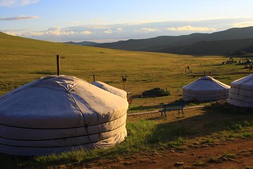 蒙古Ovooni enger ger camp蒙古包度假村-24-中央省會Zuunmod市Bogd Khan山(聖山-博格汗山)旁-20100804-Bird Lai