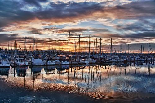 chulavistamarina baysidepark chulavistacalifornia sunrise harbor masts hdr hdrefexpro marina carvingdeepblueripplesinthetissuesofyourmind chasinglight california pixelmama explore