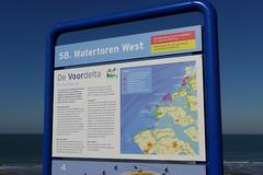 Domburg, Strand 58: Watertoren West