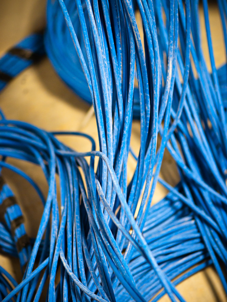 Cat 6 Cable Wiring Serial Video Internet Category