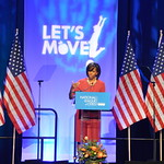 Michelle Obama: Michelle Obama speaks to National League of Cities about Let's Move!