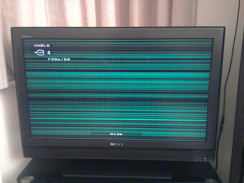 defective virgin media cable tv box