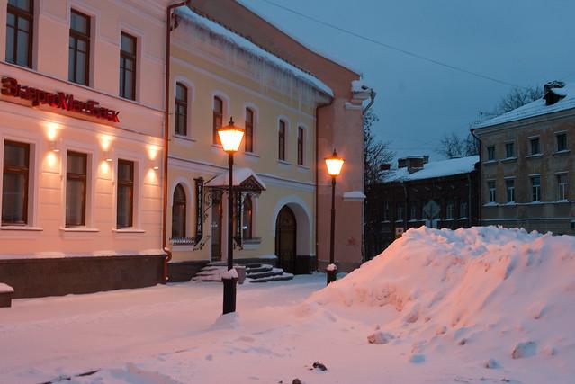 Утро в Пскове - 2