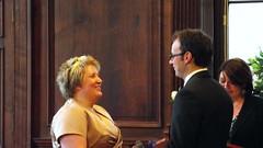 Leonie and Paul's wedding