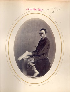 Pvt. Charles Fox (CP 1070), National Museum of Health and Medicine