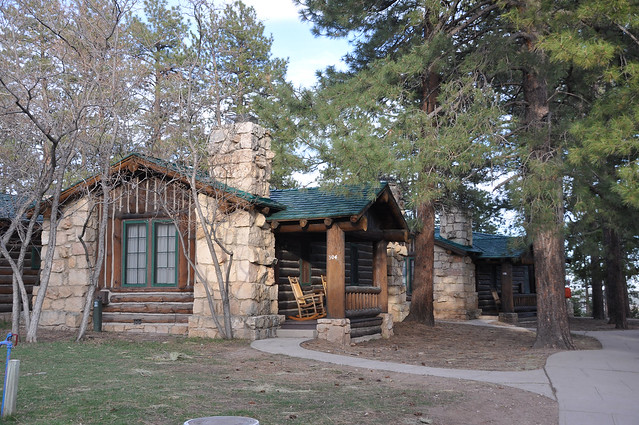 Grand Canyon Lodge North Rim 0046 Grand Canyon Lodge On