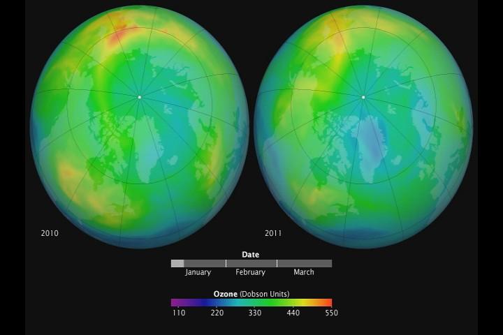 2011 Arctic Ozone Loss