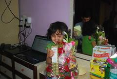 Marziya Wishes Her Ma Happy Birthday by firoze shakir photographerno1