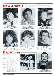 DMH Harbor Talk : 1986 / 10 08