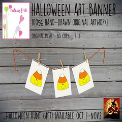 Halloween Hunt Prize from ::cute as f*ck::