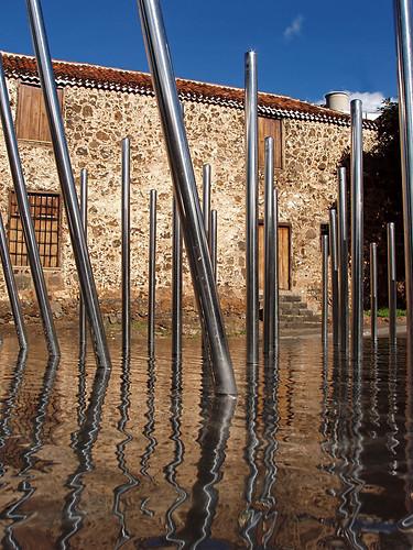 Fuente La Alhóndiga, Tacoronte