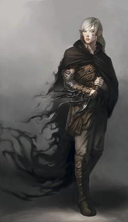 eladrin wizardEladrin Female Swordmage