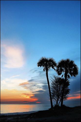 sunset gulfofmexico florida panamacitybeach lagunabeach nikond40x nikkor55200afslens