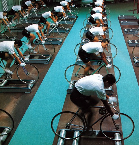 Keirin Training `94 by Numerius