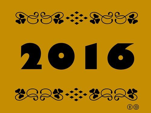 Buzzword Bingo: 2016