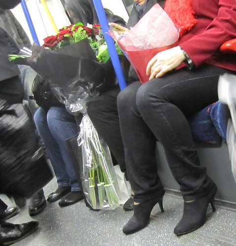 Valentines on the Tube