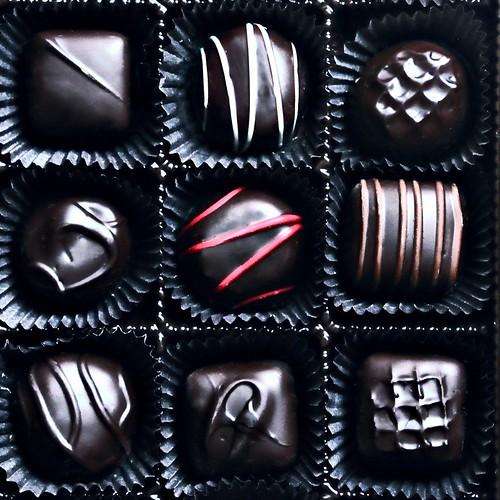 dark chocolate heaven