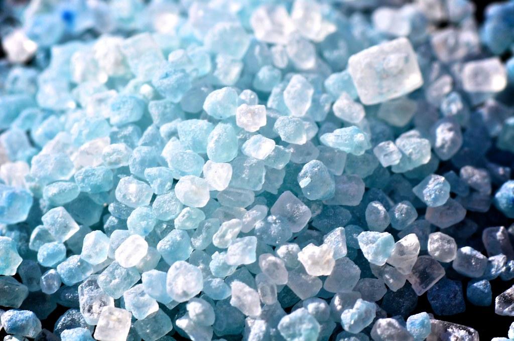 Softener salt