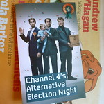 Alternative Election Night booklet