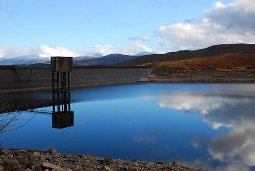 family scotland holidays dam reservoir glengarry birthdaybash lochquoich
