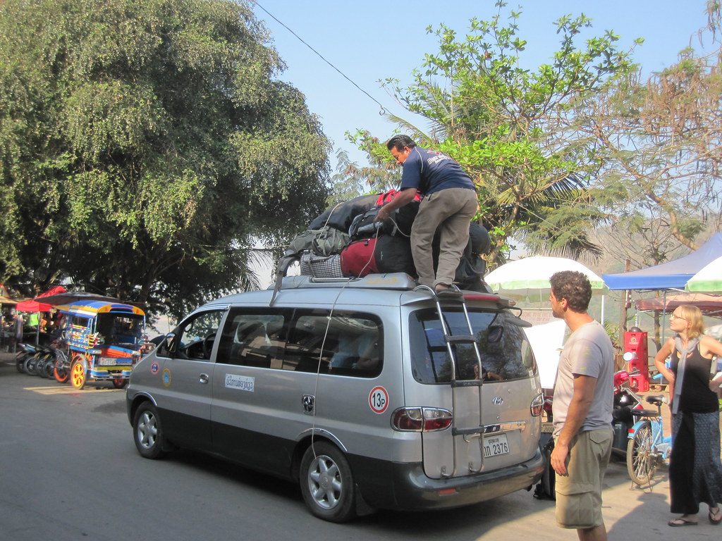 Over Loaded - Laos