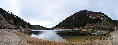 Sünnet Gölü Panorama