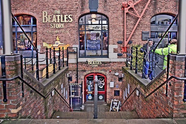 -beatles museum | LIVERPOOL-