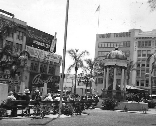 San Diego Downtown 1960 Flickr Photo Sharing