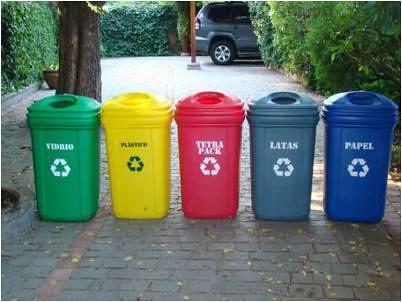 Contenedores de reciclaje flickr photo sharing - Contenedores de basura para reciclaje ...