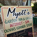 December 3rd, Lunch at Myett's Garden and Grille