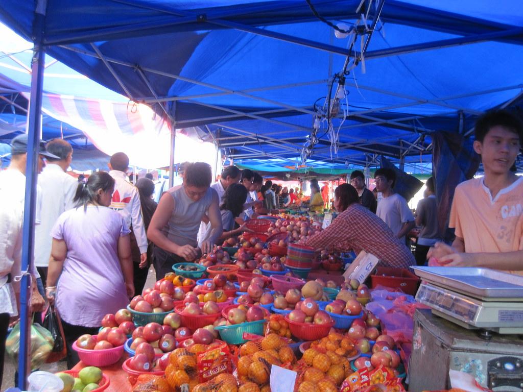 Sunday Market - Kuching