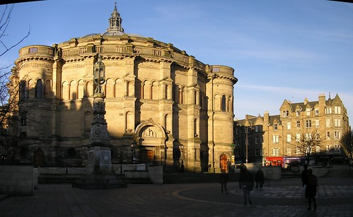 Edinburgh University: McEwan Hall